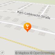 Karte Siedlertreff Aschersleben, Deutschland