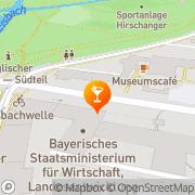 Karte edmoses München, Deutschland