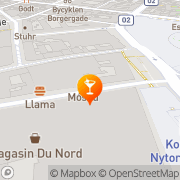 Kort Kongens Bar København, Danmark