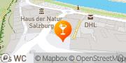 Karte Republic Cafe-Bar u Club Salzburg, Österreich