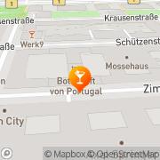 Karte Schankwirtschaft- Dmitry Blyum Berlin, Deutschland