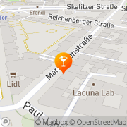 Map Bar in der Mariannenstrasse Berlin, Germany