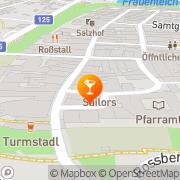 Karte Sailor's Bar Freistadt, Österreich