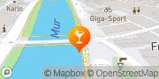Karte Citybeach Graz, Österreich