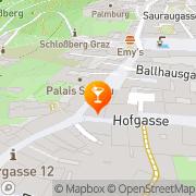 Karte Loana CakeAway Graz Graz, Österreich