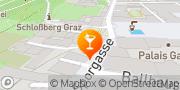 Karte Continuum Cafe-Bar Graz, Österreich
