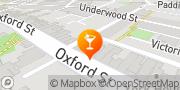 Map Paddo Inn Paddington, Australia