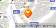 Karte Bar-Restaurant Blaustern Wien, Österreich