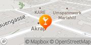 Karte Mon Ami Wien, Österreich