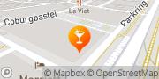 Karte Cascade Bar im Marriott Wien, Österreich