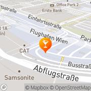 Karte Ikarus Bar Wien, Österreich