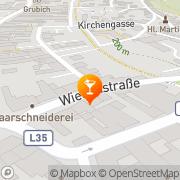 Karte Speedy`s Mistelbach, Österreich
