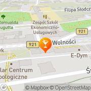 Mapa Side Zabrze, Polska