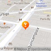 Carte de Expression Paris, France