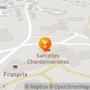 Carte de Relais Aide et Amitié Sarcelles, France