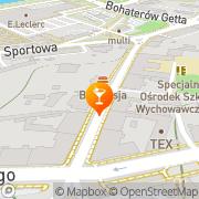 Mapa Pilecka Agata. Bar Przemyśl, Polska