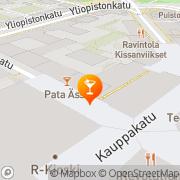 Kartta Pub Katse Jyväskylä, Suomi