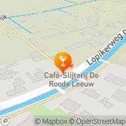 Kaart Lent A E M van Lopikerkapel, Nederland