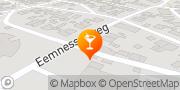 Kaart Café d'Ouwe Tak Blaricum, Nederland