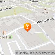 Kaart Bult J vd Hoensbroek, Nederland