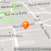 Carte de Nicol Nice, France