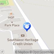 Map University Small Animal Clinic Odessa, United States