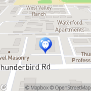 Map Doggie District Peoria, United States
