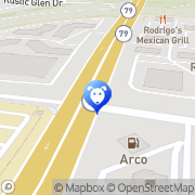 Map Pet Medical Ctr Temecula, United States