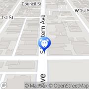 Map Mung Pet Shop Los Angeles, United States