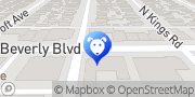 Map Pampered Pets Mobile Salon Los Angeles, United States