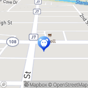 Map Atchison Pet Ctr Riverbank, United States