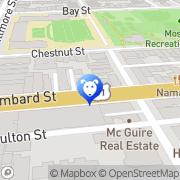 Map Marina Pet Hospital San Francisco, United States