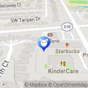 Map Sorrento Animal Hospital Portland, United States