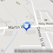 Map Westcott, Joana M, Dvm - Tlc Veterinary Clinic Olympia, United States