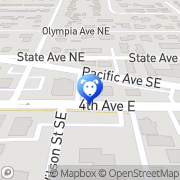Map Healthy Pets Animal Hospital Olympia, United States