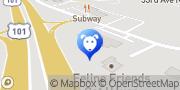 Map Steamboat Animal Hospital Olympia, United States