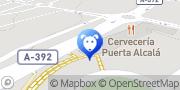 Map Clínica Veterinaria Puerta Alcalá Alcalá de Guadaíra, Spain