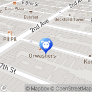 Map L & B Pet Grooming New York, United States