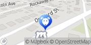 Map Mountainview Veterinary Hospital Rockaway, United States