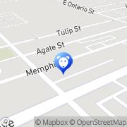 Map Petco Philadelphia, United States