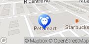 Map PetSmart London, Canada
