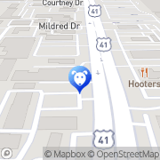 Map Miracle Mile Animal Clinic Fort Myers, United States
