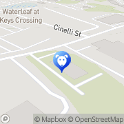 Map PetSuites Greenville Greenville, United States