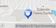 Map PetSmart Cincinnati, United States