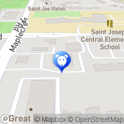 Map Northeast Indiana Veterinary Emergency & Specialty Hospital Fort Wayne, United States