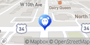 Map The Dog Network Naperville, United States
