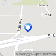 Map North Branch Veterinary Hospital North Branch, United States