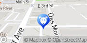 Map All Pets Animal Hospital Ames, United States