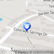 Map Sozo Pets Services Fort Worth, United States