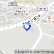 Map Taurus Academy Austin, United States